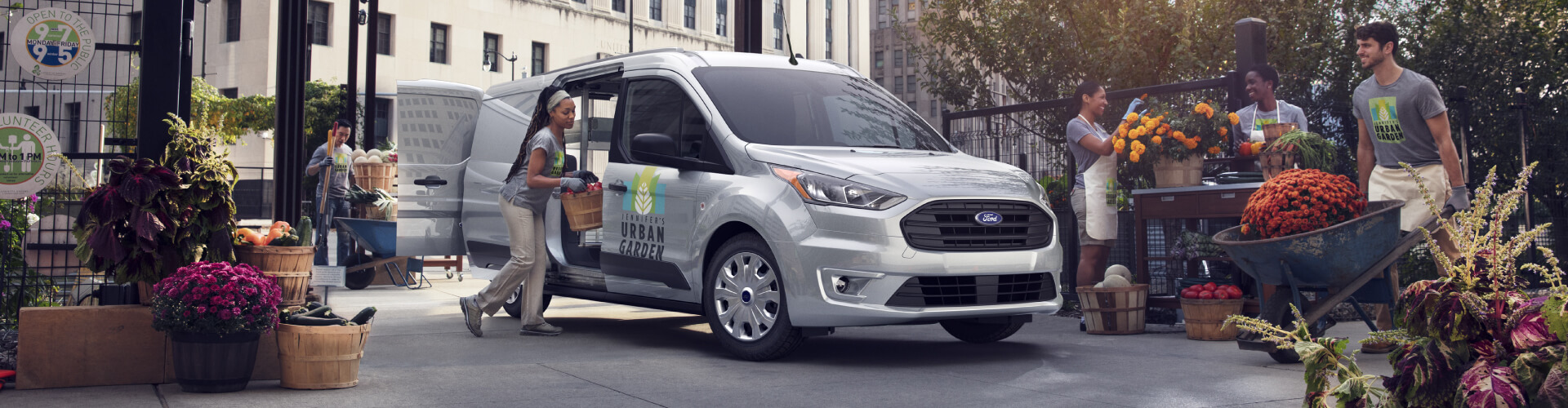 Ford Transit connect 2021